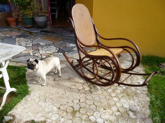 Rocking Chair Fischel N 4 Deja Vendu