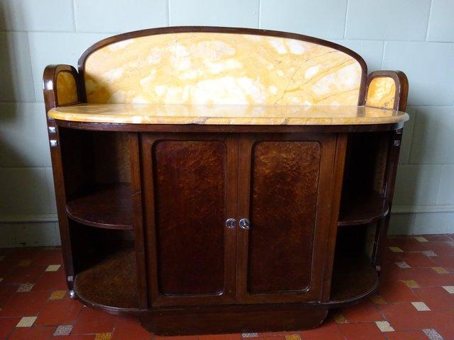 desserte koloman moser a vendre. Black Bedroom Furniture Sets. Home Design Ideas