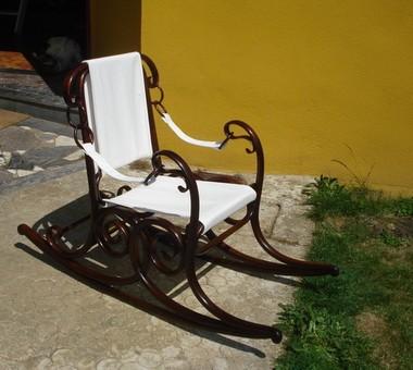 rocking chair n 3 thonet d ja vendu. Black Bedroom Furniture Sets. Home Design Ideas