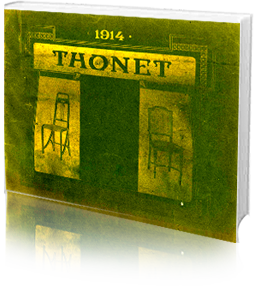 Catalogue Thonet 1914