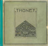 Couverture denrier catalogue Thonet